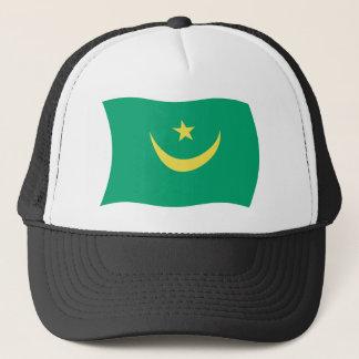 モーリタニアの旗の帽子 キャップ