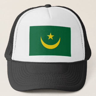 モーリタニアの旗 キャップ