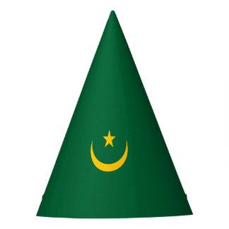 モーリタニアの旗 パーティーハット