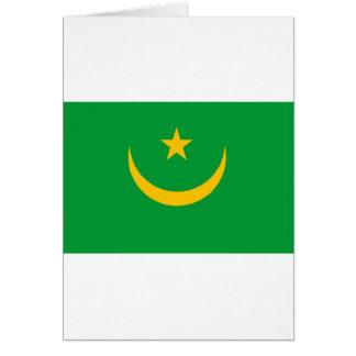 モーリタニア カード