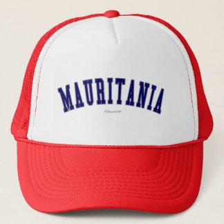 モーリタニア キャップ