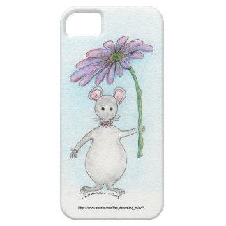 モーリーのマウスのiPhone 5/5Sの場合 iPhone SE/5/5s ケース