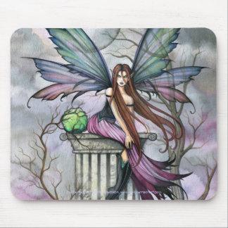 モーリーハリスンによるゴシック様式妖精のマウスパッド マウスパッド