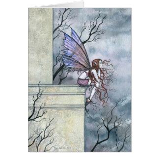 モーリーハリスンによるゴシック様式妖精カード カード