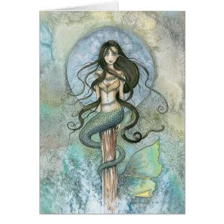 モーリーハリスンによる人魚カード カード