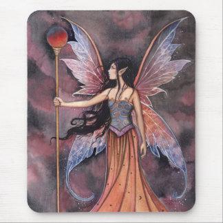 モーリーハリスンによる妖精のマウスパッド炎の塊 マウスパッド