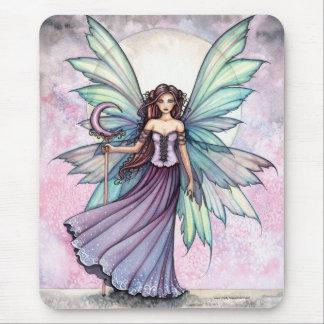 モーリーハリスンによる春の妖精のマウスパッド マウスパッド