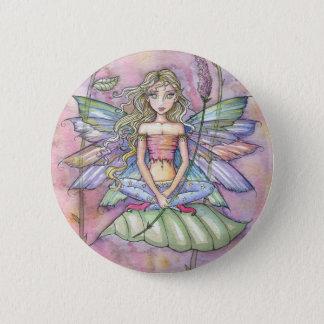 モーリーハリスンによる甘い妖精ボタンPin 5.7cm 丸型バッジ