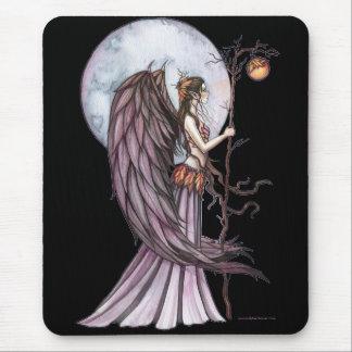 モーリーハリスンによる秋の妖精のマウスパッド マウスパッド