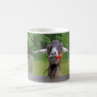 ヤギのマグ コーヒーマグカップ