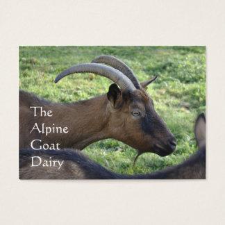 ヤギの農場の名刺 名刺