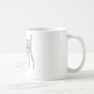 ヤギの農場の生息地 コーヒーマグカップ