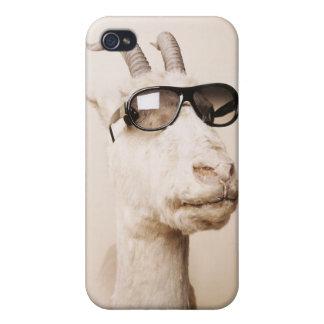 ヤギのphonecase iPhone 4 ケース