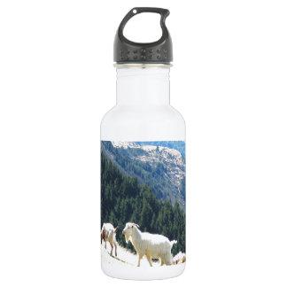 ヤギ山の平和喜び ウォーターボトル