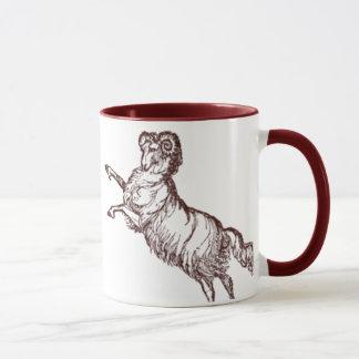 ヤギ マグカップ