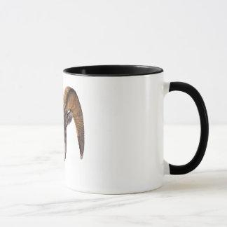 ヤギ、ラムのヤギ マグカップ