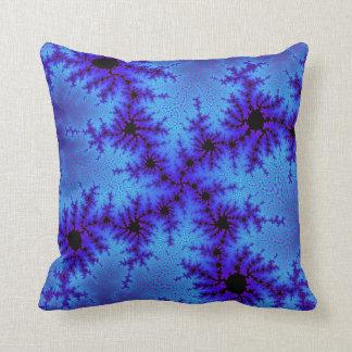 ヤグルマギクの斑点の枕 クッション