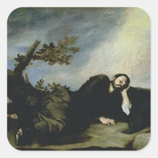 ヤコブの夢1639年 スクエアシール