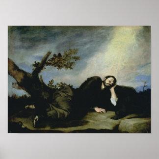 ヤコブの夢1639年 ポスター