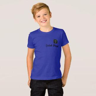 ヤコブはワイシャツを遊びます Tシャツ