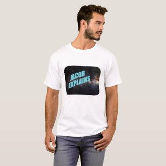 ヤコブは説明します Tシャツ