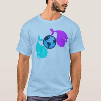 ヤコブ及びSelena (世界)のワイシャツ Tシャツ
