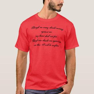 ヤコブ-戦争のティーの息子 Tシャツ