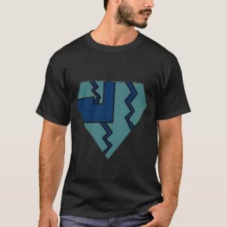 ヤコブDuehrのJロゴのワイシャツ Tシャツ