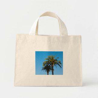 ヤシの木のバッグ ミニトートバッグ