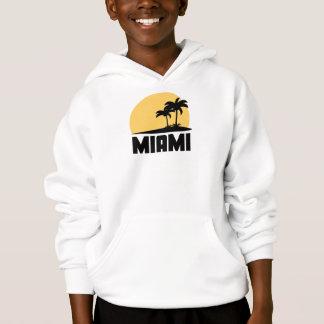 ヤシの木のマイアミのTシャツ