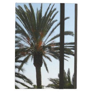 ヤシの木の写真のiPadの場合 iPad Airケース