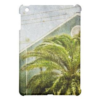 ヤシの木のiPadの場合 iPad Miniケース