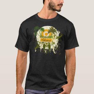 ヤシの木ガーナ Tシャツ