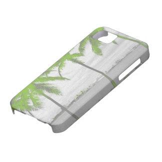 ヤシの木マイアミ、フロリダの緑 iPhone SE/5/5s ケース