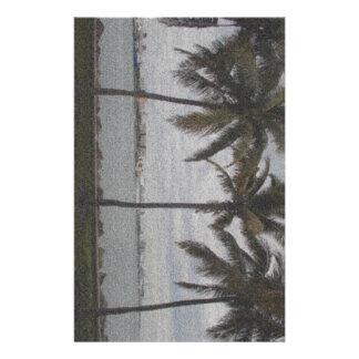 ヤシの木マイアミ、フロリダ チラシ