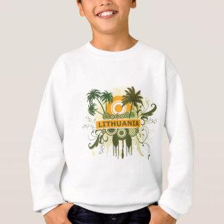 ヤシの木リスアニア スウェットシャツ