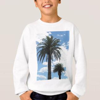 ヤシの木 スウェットシャツ