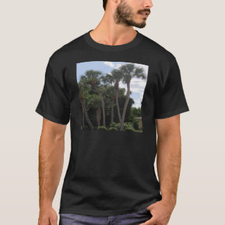 ヤシの木 Tシャツ