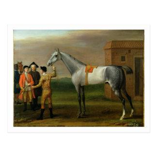 ヤツメウナギ、彼の所有者と、ウィリアムモーガンNeの、 ポストカード