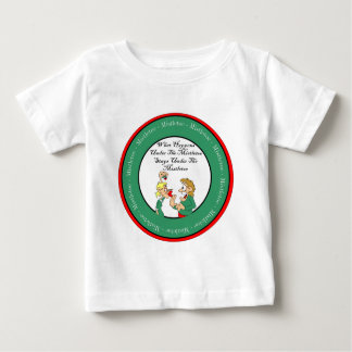 ヤドリギの狂気 ベビーTシャツ