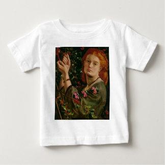 ヤドリギをつるすこと ベビーTシャツ