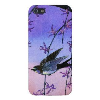 ヤナギの中国のな鳥 iPhone 5 カバー