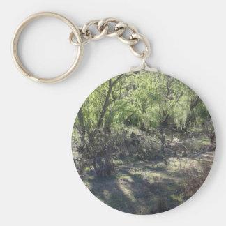 ヤナギの木 キーホルダー