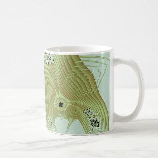 ヤナギの枝編み細工品のwicca コーヒーマグカップ