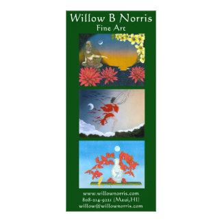 ヤナギの棚カード ラックカード