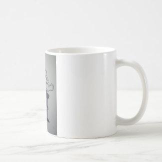 ヤナギの風からのアナグマ コーヒーマグカップ