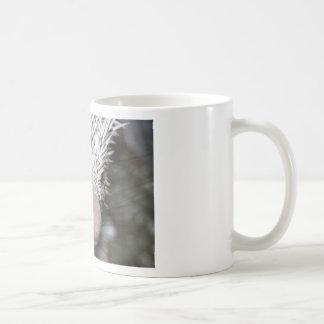 ヤマアラシの近い上り コーヒーマグカップ