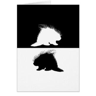 ヤマアラシ カード