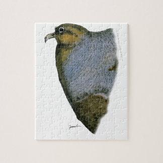 ヤマウズラの鳥、贅沢なfernandes ジグソーパズル
