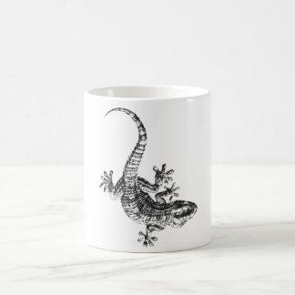 ヤモリのコーヒー・マグ コーヒーマグカップ